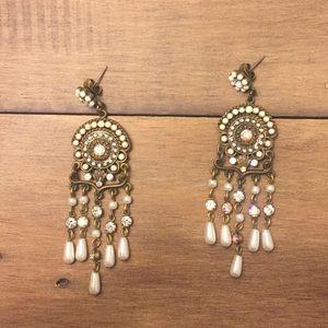 Festival earrings from H&M